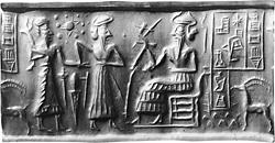 Akkadisch-Rolzegel-tn
