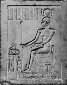 Imhotep at Xoïs