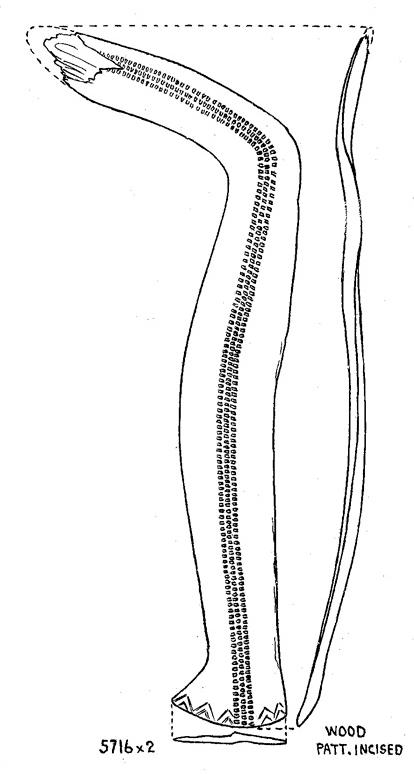 Badarian Throw-Stick